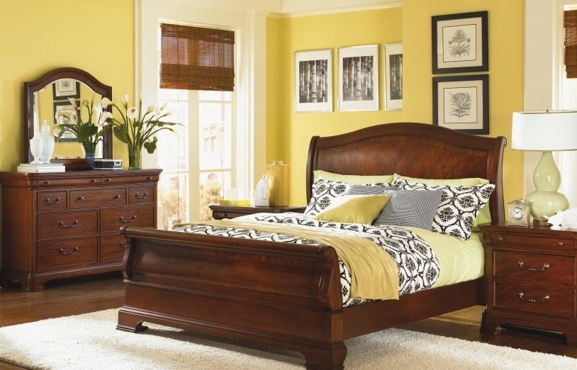 American Design Furniture By Monroe Franklin Bedroom Set