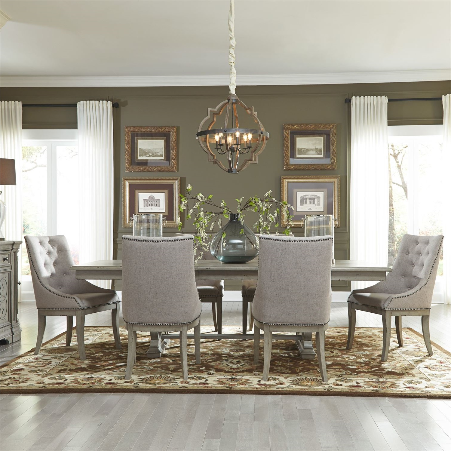American Design Furniture By Monroe Florence Dining Collection 3