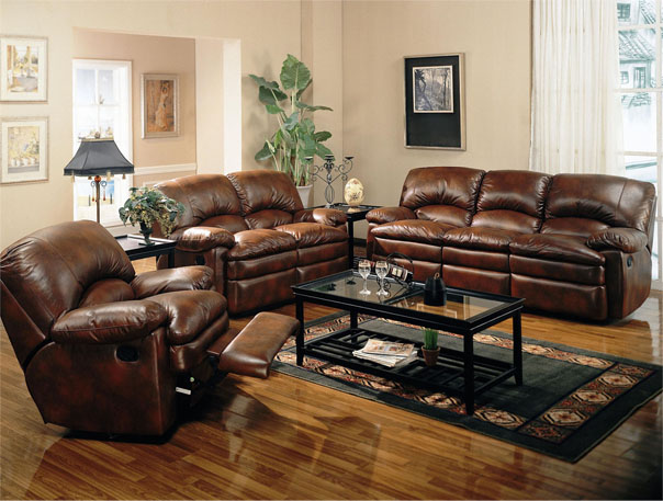 New Orleans Sofa Set